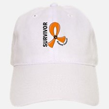 Kidney Cancer Survivor 12 (Orange) Hat