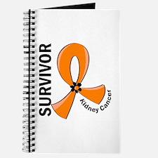Kidney Cancer Survivor 12 (Orange) Journal