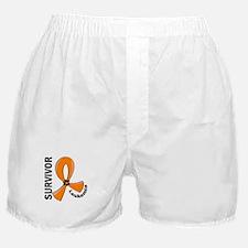 Leukemia Survivor 12 Boxer Shorts