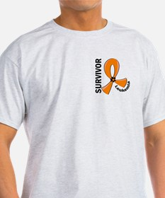 Leukemia Survivor 12 T-Shirt
