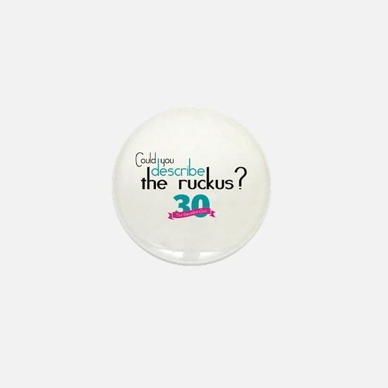 Breakfast Club Ruckus Mini Button