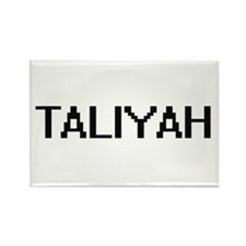 Taliyah Digital Name Magnets