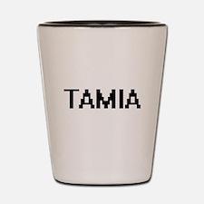 Tamia Digital Name Shot Glass