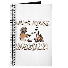 Lets Make SMORES! Journal