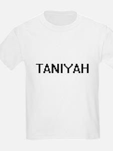 Taniyah Digital Name T-Shirt
