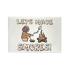 Lets Make SMORES! Rectangle Magnet (100 pack)