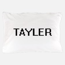 Tayler Digital Name Pillow Case