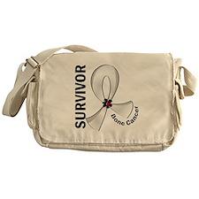 Bone Cancer Survivor 12 Messenger Bag