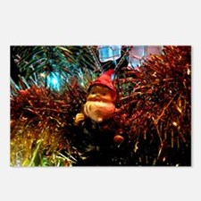 Christmas Tree Hector Postcards (Package of 8)