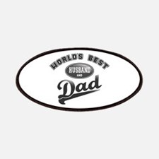 Best Husband/Dad Patch