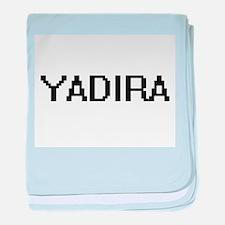 Yadira Digital Name baby blanket