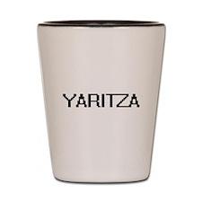 Yaritza Digital Name Shot Glass