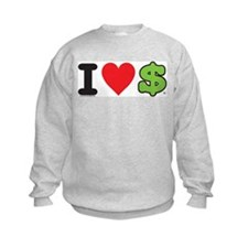 I Love Money Jumpers
