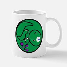 Fluffballs Dinosaur Small Small Mug