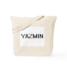 Yazmin Digital Name Tote Bag