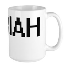 Zariah Digital Name Mugs