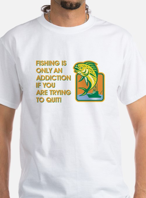 FISHING IS ONLY Shirt