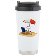 Retired Teacher Travel Coffee Mug