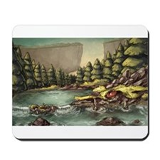 Mystery Dragon Mousepad