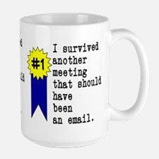 Meeting should been email Mug