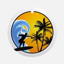 SURFERS Ornament (Round)
