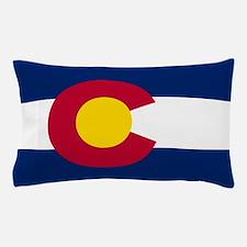 Colorado Flag Pillow Case