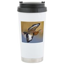 Black-Bellied Whistling Travel Coffee Mug