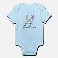 Babys First Easter Body Suit
