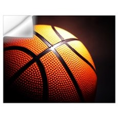 Basketball Ball Wall Decal