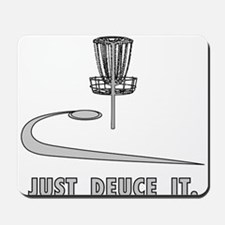 Disc Golf Deuce Mousepad