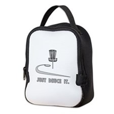 Disc Golf Deuce Neoprene Lunch Bag