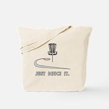 Disc Golf Deuce Tote Bag