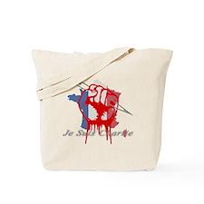 je suis charlie Tote Bag
