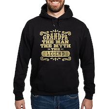 Funny Grandpa Hoodie