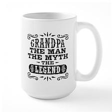 Funny Grandpa Mug