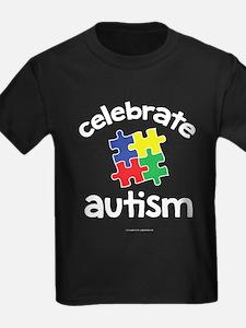 Celebrate Autism T-Shirt