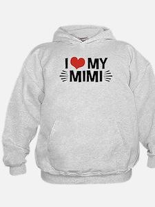 I Love My Mimi Hoodie