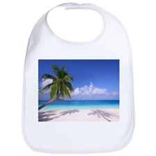 Tropical Beach Bib
