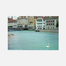 Luzerne, Switerland-Rectangle Magnet