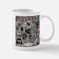 Happy Puppies Mugs