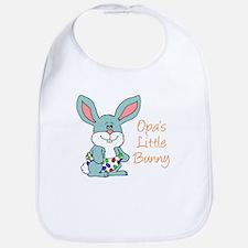 Opa Little Bunny Bib