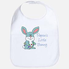 Papou Little Bunny Bib