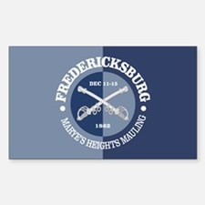 Fredericksburg Decal