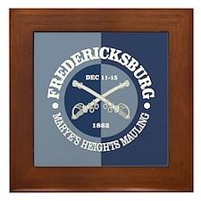 Fredericksburg Framed Tile