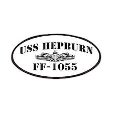 USS HEPBURN Patch