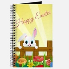 Happy Easter Bunny Journal