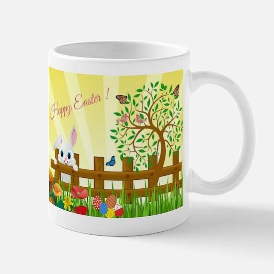 Happy Easter Bunny Mugs