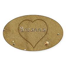 Breanna Beach Love Decal