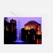 Palace Of Fine Arts Greeting Cards (Pk of 20)