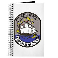 USS Detroit AOE-4 Journal